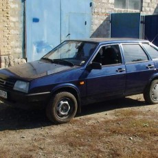 ВАЗ 2108-21099 тормоз-газ-сцепление