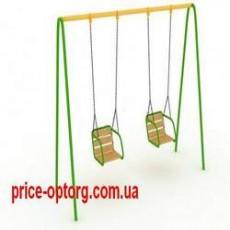Детская качеля Твист ДК-011 на гибкой подвеске